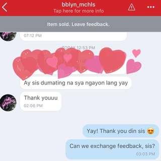 😍 another happy buyer