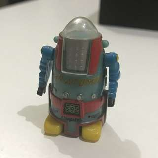 CRAGSTAN MR. ATOMIC Robot Mini Figure (RARE!!!)