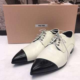 Miu Miu Leather Shoes