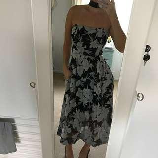 Portmans Strapless Dress