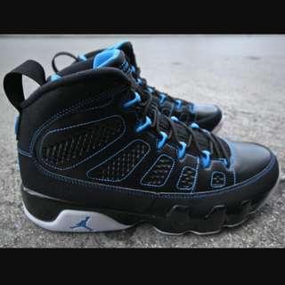Air Jordan 9籃球鞋