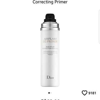 Dior airflash CC primer
