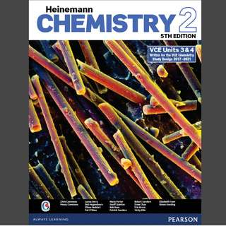 Heinemann Chemistry units 3/4 PDF file