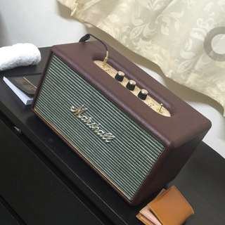 Good condition! Marshall Stanmore bluetooth speaker
