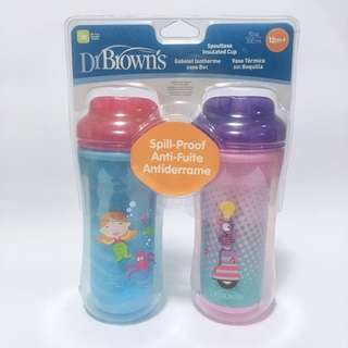 Dr. Brown's Spoutless Insulated Cup (1pc.)
