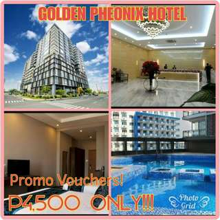 Golden Pheonix Hotel Vouchers