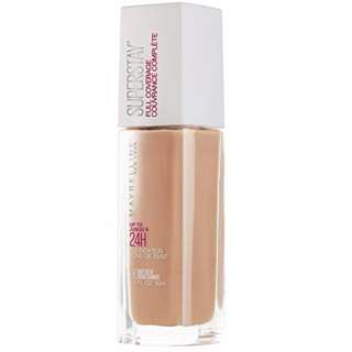 Maybelline 24HR Super Stay Full Coverage Foundation