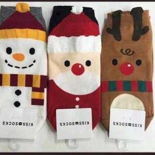 聖誕限定襪子 交換禮物好選擇