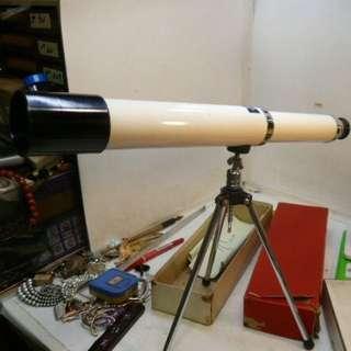 小型天文望遠鏡