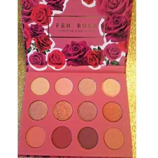 ColourPop Karrueche Fem Rosa She Palette Pressed Eye Shadow Metallic Matte BRAND NEW & AUTHENTIC (NO OFFERS)