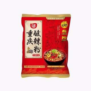 重慶酸辣粉 即食面 幼薯粉 85g