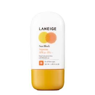 BRAND NEW LANEIGE Sun BlockAqua+SPF 35 PA++ (50 ml)