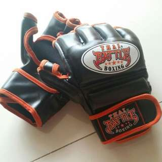 Original Thai Handmade MMA gloves