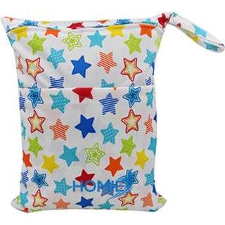 ✔️Buy 4 Get 1 Free/Best Wet Bag/Diaper Bag/WaterProof/Swimming Bag/Double Zip