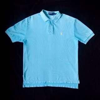 Authentic Ralph Lauren Mesh Polo Shirt