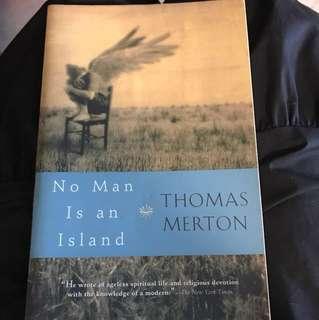 No Man is an Island by Thomas Merton