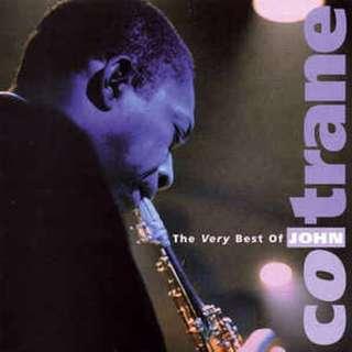 John Coltrane The Very Best Of John Coltrane cd
