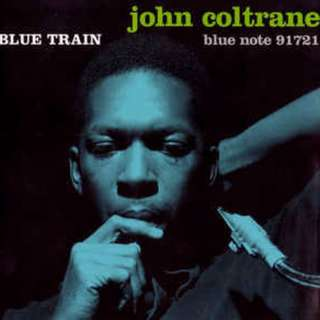 John Coltrane ‎Blue Train cd
