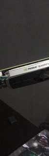 Nvidia Quadro 600 graphic card