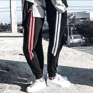 Two Stripe Streetstyle Joggers