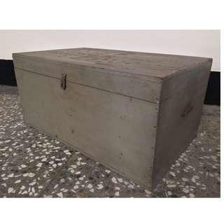 早期軍用木箱 檜木箱 樟木箱