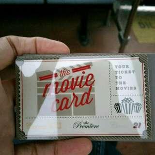 Movie card