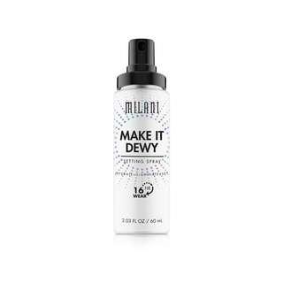 [INSTOCK] [SALE] Milani Make It Dewy 3-in-1 Setting Spray Hydrate + Illuminate + Set