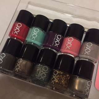 oxx bulk nail polish