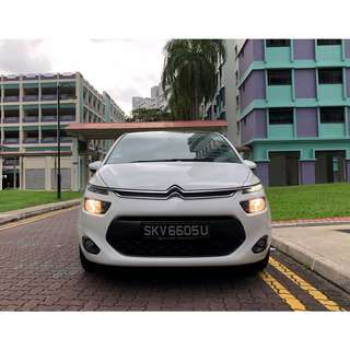 Citroen C4 Picasso Diesel 1.6 Auto BlueHDi 120 EAT6 ML