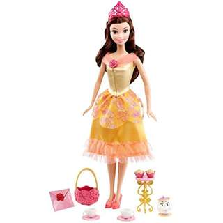 50% OFF on BELLE Disney Princess Doll (Authentic Brand New Discounted)