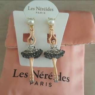 Les Nereides 絕版色夾耳環