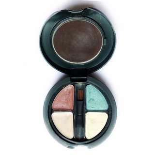 The Body Shop Lip & Eye Palette