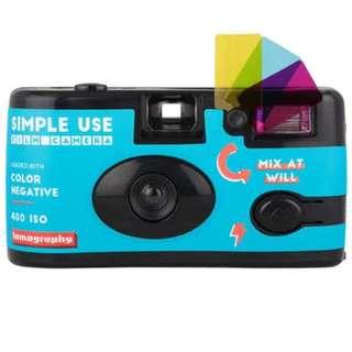 Simple Use Film Camera Color Negative 400 (BRAND NEW)