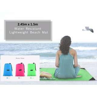 💯 NEOpine 245 x 150CM Sandproof Lightweight Beach Mat