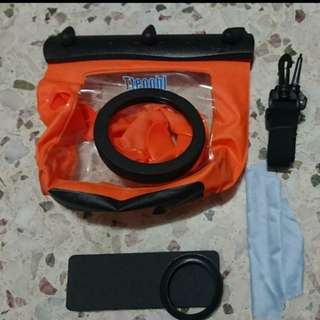 Waterproof dslr pouch cover
