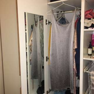 Zara Midi Dress Size M
