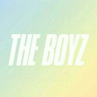 THE BOYZ THE FIRST ALBUM