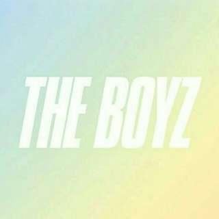 THE BOYZ THE FIRST ALBUM