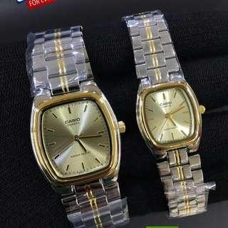 Casio Couple Watches