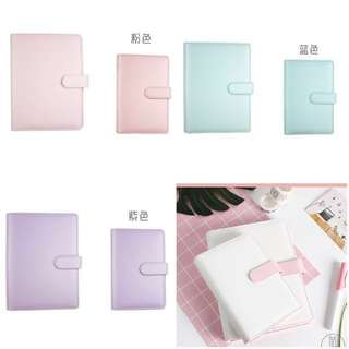 (PO) Planner/Diary/Book-Ring File