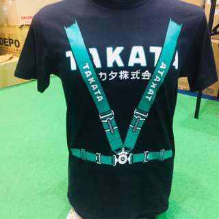 T SHIRT TAKATA RACING