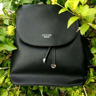 ON-HAND: Guess Backpack (Over run)