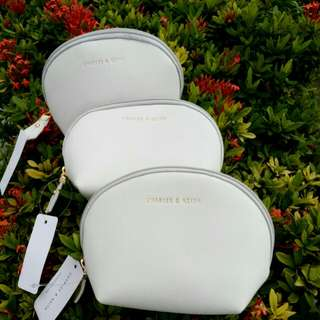 ON-HAND: Charles & Keith Coin Purse(Authentic)