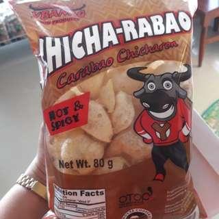 CHICHA-RABAO (carabao chicharon)