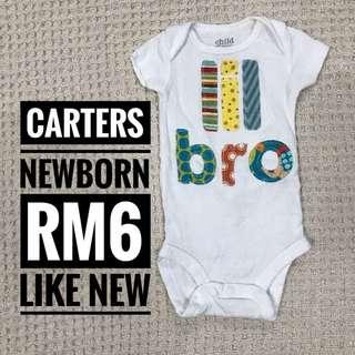 Romper : Carters