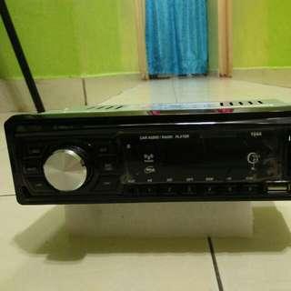 Radio kereta mp3