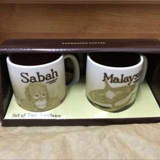 Starbucks Malaysia + Sabah Demi mug