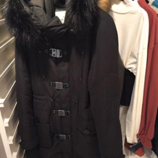 2017 SLY N3B 短版軍裝外套 黑色 M號/2號 #幫你省運費