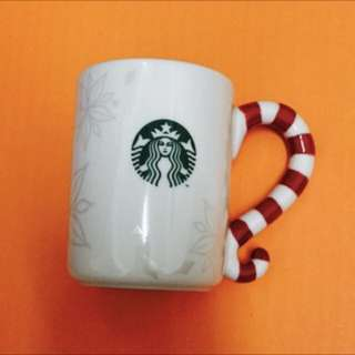 Starbucks christmas Demi mug