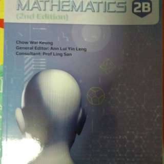 Discovering Mathematics 2B